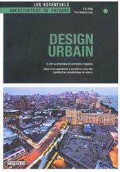 Souvent acheté avec Atelier Villes & Paysages, le Design urbain