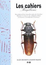 Souvent acheté avec Un nouveau Macrodontia originaire du Pérou, le Description d'une nouvelle espèce de Prinobius Mulsant, P. samai n. sp originaire d'Iran