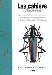 Souvent acheté avec Neues zur Taxonomie von Cerambyciden der Athiopischen Region, le Description d'un nouveau sous-genre et d'une nouvelle espèce de Cloniophorus Quendenfeldt de la région Ethiopienne