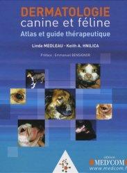 Dernières parutions sur Dermatologie, Dermatologie canine et féline