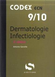 Souvent acheté avec Hématologie Médecine interne Maladie infectieuses et tropicales, le Dermatologie infectiologie