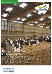 Dernières parutions sur Elevage bovin, Des vaches laitières en bonne santé