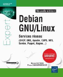 Dernières parutions sur Administration réseaux, Debian GNU/Linux