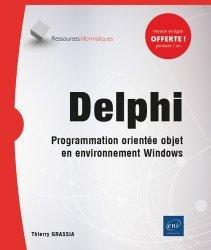 Dernières parutions dans Ressources informatiques, Delphi