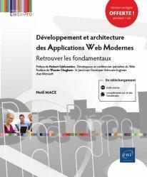 Dernières parutions sur Développement d'applications, Développement et architecture des applications web modernes
