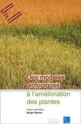 Dernières parutions dans Colloques et séminaires, Des modèles biologiques à l'amélioration des plantes