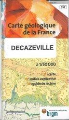 Dernières parutions dans Carte géologique de la France, Decazeville