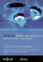 Souvent acheté avec Hygiène hospitalière, le DEQUAD RRAC (récupération rapide après chirurgie)