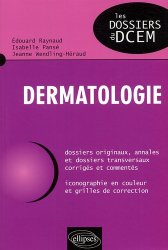 Souvent acheté avec Dossiers transversaux 1, le Dermatologie