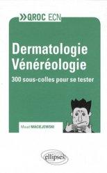 Souvent acheté avec QCM en pédiatrie, le Dermatologie Vénéréologie