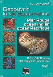 Dernières parutions dans Sports, Découvrir la vie sous-marine mer rouge,indien, pacifique tome 1