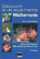 Dernières parutions dans Sports, Découvrir la vie sous-marine Méditerranée