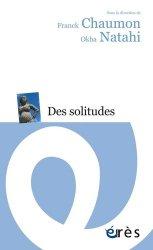 Dernières parutions dans Poche, Des solitudes