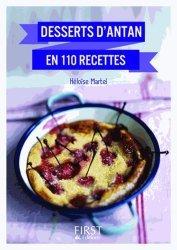 Dernières parutions dans Le petit livre, Desserts d'antan en 110 recettes