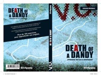 Dernières parutions dans VO, Death of a dandy