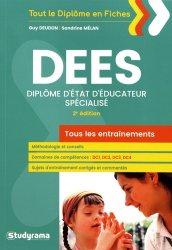 Dernières parutions dans Tout le Diplôme en Fiches, DEES (Diplôme d'état d'éducateur spécialisé) - Tous les entraînements