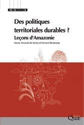 Dernières parutions sur Amériques, Des politiques territoriales durables ?