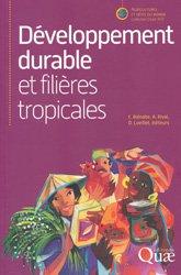 Dernières parutions dans Agricultures et défis du monde, Développement durable et filières tropicales