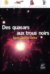 Dernières parutions dans Sciences & histoire, Des quasars aux trous noirs
