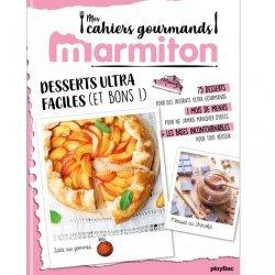 Dernières parutions dans Mes cahiers gourmands Marmiton, Desserts super faciles !