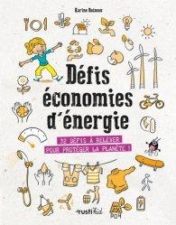 Dernières parutions sur Pour les enfants, Défis économies d'énergie