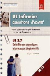 Souvent acheté avec Défaillances organiques et processus dégénératifs, le Défaillances organiques et processus dégénératifs UE 2.7