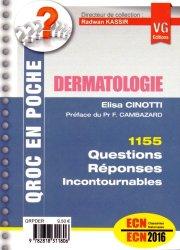 Souvent acheté avec Pneumologie, le Dermatologie
