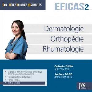 Dernières parutions dans , Dermatologie, orthopédie, rhumatologie