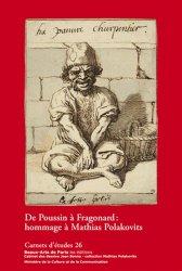 Dernières parutions dans Carnets d'études, De Poussin à Fragonard : hommage à Mathias Polakovits