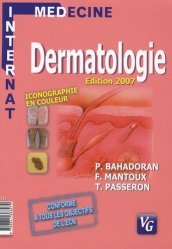 Souvent acheté avec Hépato-gastro entérologie médicale et chirurgicale, le Dermatologie