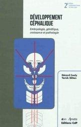 Dernières parutions sur Anatomie dentaire, Développement céphalique