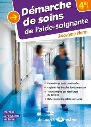 Souvent acheté avec Guide pratique de l'aide soignante, le Démarche de soins de l'aide-soignante