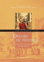 Dernières parutions dans Histoires croisées, Décors de peintres