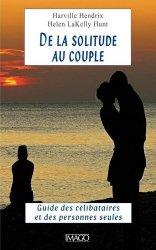 Dernières parutions sur Méthodes thérapeutiques, De la solitude au couple