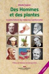 Dernières parutions sur Nutrition - Pratiques alimentaires, Des hommes et des plantes