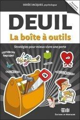 Dernières parutions sur Deuil, Deuil - La boîte à outils - Stratégies pour mieux vivre une perte