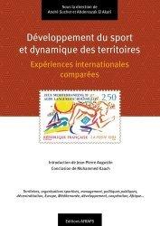 Dernières parutions sur Cartographie, Développement du sport et dynamique des territoires. Expériences internationales comparées