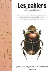 Souvent acheté avec Révision du genre Diastellopalpus, le Description de cinq Onthophagini nouveaux pour l'Afrique de l'ouest Hors-serie