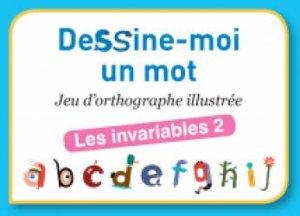 Dernières parutions sur Matériel, Dessine-moi un mot - Les invariables 2