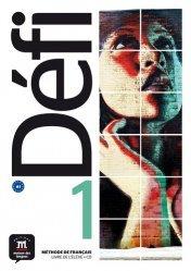 Dernières parutions sur Grands adolescents et Adultes, DEFI 1 LIVRE ELEVE A1 + CD