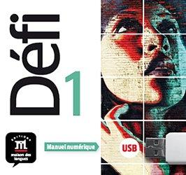 Dernières parutions sur Grands adolescents et Adultes, Défi 1 - Manuel numérique (Boîte) avec 1 Clé Usb