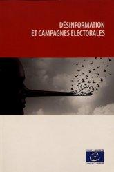 Dernières parutions sur Droit électoral, Désinformation et campagnes électorales