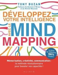 Dernières parutions sur Développement de la mémoire, Développez votre intelligence avec le mind mapping