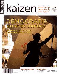 Dernières parutions dans Kaizen, Démocratie, aux actes citoyens