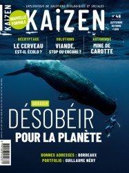 Dernières parutions dans Kaizen, Désobéir pour la planète ?