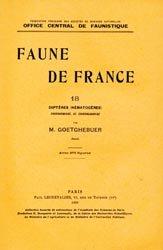 Dernières parutions dans Faune de France, Diptères (Nématocères) Chironomidae III Chironomaria