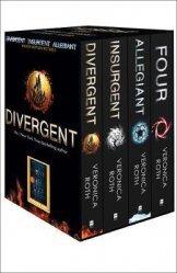 Dernières parutions dans Divergent Trilogy, Divergent Series Box Set