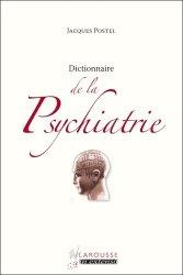 Souvent acheté avec Mémento de psychiatrie légale, le Dictionnaire de psychiatrie