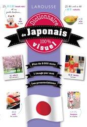 Dernières parutions sur Dictionnaires, Dictionnaire de japonais 100 % visuel