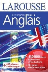 Souvent acheté avec Grammaire pratique de l'anglais, le Dictionnaire mini plus anglais